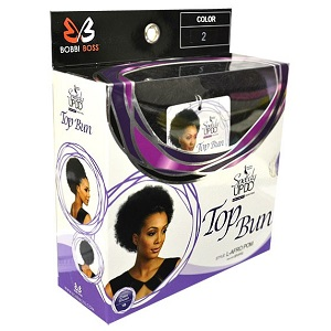 Top Afro Bun PonyTail - Small